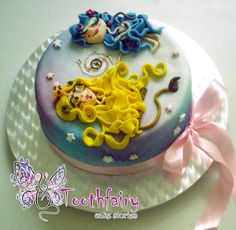 """cc.""""Gift for a Leo"""" cake"""