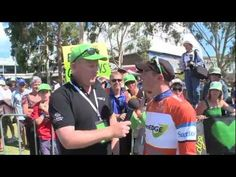 Uploaded by GreenEdgeCycling on Jan 21, 2012  2012 Santos Tour Down Under winner Simon Gerrans talks about what the win means for GreenEDGE Cycling.