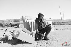 Post apocalyptic abandoned bridge photoshoot. Explore No Stone Unturned Photography's photos on Flickr.