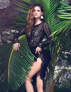 Barbara Palvin Got Naked For Marie Claire Italy [PHOTOS]