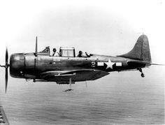 Douglas SBD-5 Dauntless - WWII