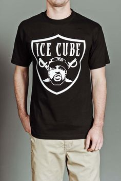Control Industries Ice Cube Oakland T-Shirt
