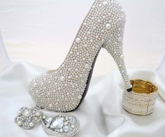 One of the most EXPENSIVE high heels in the world!!