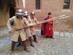 Militia Guard by SpeculumHistoriae.deviantart.com on @DeviantArt