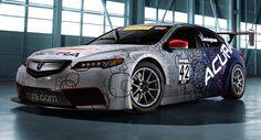 Acura TLX Racer 2015 » Los Mejores Autos