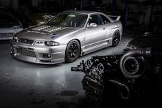 #Nissan #Skyline R33 GTR