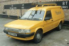The installation and maintenance of Britain's telephone network was originally the responsibility of the Post Office, and as with their purchases of Royal Classic Trucks, Classic Cars, Telephone Exchange, Austin Cars, Van Car, Vintage Vans, 90s Childhood, Commercial Vehicle, Royal Mail