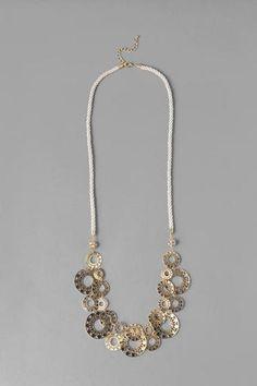 Bandelier Strand Necklace
