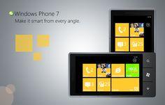 Windows Phone 7 - Menu by ~Bonkietje on deviantART
