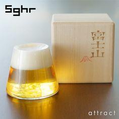 sghr(スガハラガラス) FujiyamaGlass/富士山グラス