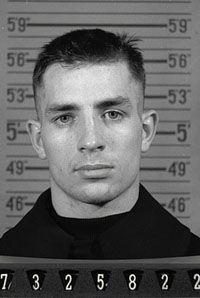 Jack Kerouac, 1942 Naval Reserve photograph (National Personnel Records Center)