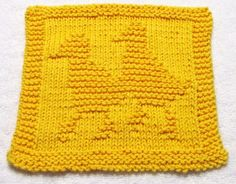 Knitting Pattern BABY DUCKS PDF by ezcareknits on Etsy, $2.85