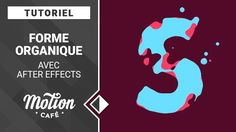 Forme organique avec After Effects - Motion cafe After Effects, Vfx Tutorial, Animation Tutorial, Software, Motion Design, After Effect Tutorial, Inspirational Videos, Design Reference, Design Tutorials
