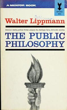 walter lippmann progressive essays on democracy