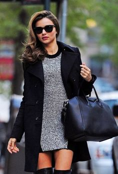 Love the complete style !! Givenchy bag is perfect <3
