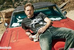 Charlie Hunnam Looks Smoking Hot in 'Men's Health', Explains Why He Really Left 'Fifty Shades'
