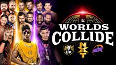 Worlds Collide Replacing NXT TakeOver The Night Before WWE Royal Rumble 2020: Big change to WWE Royal Rumble Weekend.… Via www.fightful.com Watch Wrestling, Wrestling Videos, Wrestling News, Wwe Royal Rumble, Nxt Takeover, News Highlights, Survivor Series, Wwe World, Weekend Events