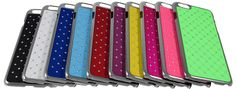 Capa Iphone 6 Plus Strass Luxo - SmartCases - Acessórios para celulares e tablets :) Capa Iphone 6 Plus, Capas Iphone 6, Luxury, Rhinestones