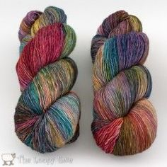 The Loopy Ewe - Yarn Shop - - Keeping up with Sheri's Loopy Life. Thread Crochet, Crochet Yarn, Knitting Yarn, Knitting Patterns, Yarn Color Combinations, Bead Storage, Grandma Crafts, Yarn Inspiration, Yarn Stash