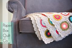 Goldwillow Afghan | Flickr - Photo Sharing!