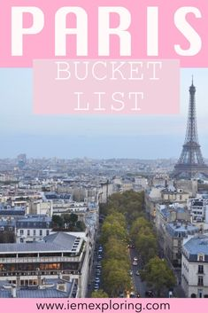 Ultimate Guide To Visiting Paris
