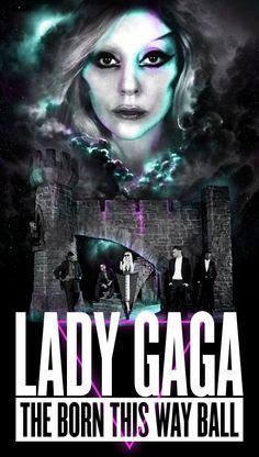 I can't wait for her new concert!  I don't know how she'll top the Monster Ball, but it is Lady Gaga after all!
