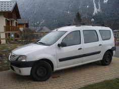 Besoin d'un monospace en Savoie ? Fabienne vous loue sa Dacia Logan à Séez.