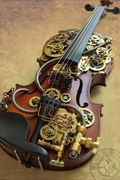 Sherlock Violin by cybercrafts.devia… on Sherl… Sherlock Violin by cybercrafts.devia… on Sherl…,Steampunk Sherlock Violin by cybercrafts.devia… on Sherlock Violin by cybercrafts.devia… on Related posts:Eine moderne Inneneinrichtung in. Steampunk Kunst, Mode Steampunk, Steampunk Gadgets, Steampunk Design, Steampunk Fashion, Fashion Goth, Steampunk Makeup, Steampunk Mask, Violin Art