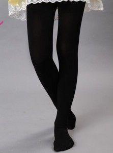 Ballet Tights Black 7038