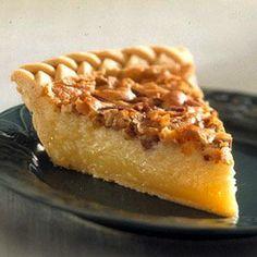 Missouri Buttermilk Pie full recipe at http://recipehub.net/missouri-buttermilk-pie/