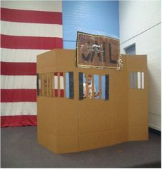 Jail Roundup game - fun carnival game for birthday parties