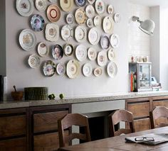 Always wanted to do something like this in my kitchen.