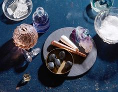 From Kristin Petrovich's Elemental Energy: Crystal and Gemstone Rituals for a Beautiful Life