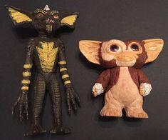 Vintage Gremlins Figures Gizmo And Stripe  | eBay