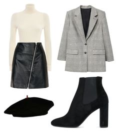 """""""Outfit 33"""" by caroline-gueran on Polyvore featuring mode, MANGO, Gucci et Yves Saint Laurent"""
