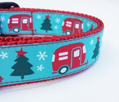 Happy Camper Winter Edition  LIMITED  Dog by StinkyandSweetPea