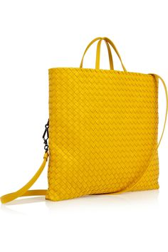 Bottega Veneta | Intrecciato leather tote | NET-A-PORTER.COM... work tote love