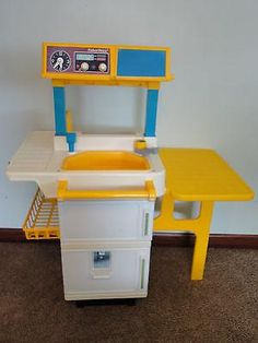 #2101 Fisher Price Kitchen | Nostalgia | Pinterest | Fisher Price, Fisher  And Nostalgia