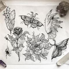 80 Halloween Tattoo Designs For Men - Ghoulish Grandeur halloween tattoos Flash Art Tattoos, 13 Tattoos, Bild Tattoos, Body Art Tattoos, Small Tattoos, Sleeve Tattoos, Cool Tattoos, Ship Tattoos, Tattoo Flash Sheet