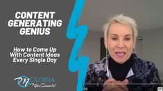 Struggling with ideas for what to write about or talk about?  If so, you're definitely not alone.  I get people asking me all the time how I come up with the ideas for my videos, emails and articles, etc.  The answer is actually quite simple.  In this article, I'm going to give you all of my free tips on how to generate ideas for great content every single day.