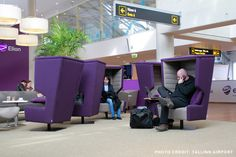 #Tallinn #Airport: One of the Best Airports in Europe 2014