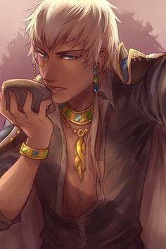 Thoth Caduceus ♥ - kamigami-no-asobi Fan Art