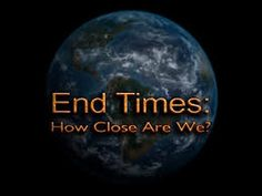 End Times: How close are we? Bible Prophecy....Dive into the scriptures!!! Do your own research. There is a reason, why we are facing persecution. Jesus, himself, warned us. adadoligi.