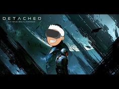 Playing Detached Using Oculus Touch is AWESOME! (Oculus Rift + Touch Gam...