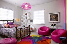 desain karpet untuk kamar tidur anak perempuan