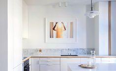 Gamlebyen — cecilie claussen Double Vanity, Bathroom Lighting, Mirror, Interior, Furniture, Oslo, Arch, Kitchens, Design