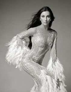 Richard Avedon, Cher