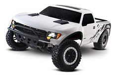 Traxxas Slash F-150 Raptor SVT 2WD RTR Short Course Truck 2.4GHz (TRA58064) | RC Planet