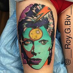 david bowie tattoo                                                                                                                                                                                 More