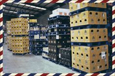 Back again a full warehouse filled with lovely beers #belgianbeer #beer